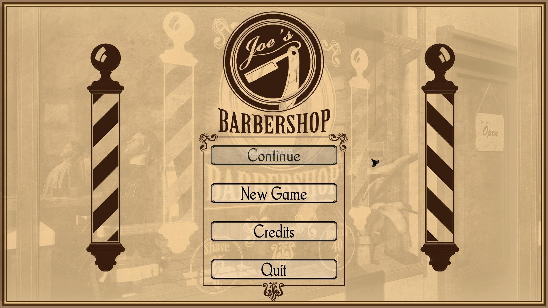 how to give a barber shop shave