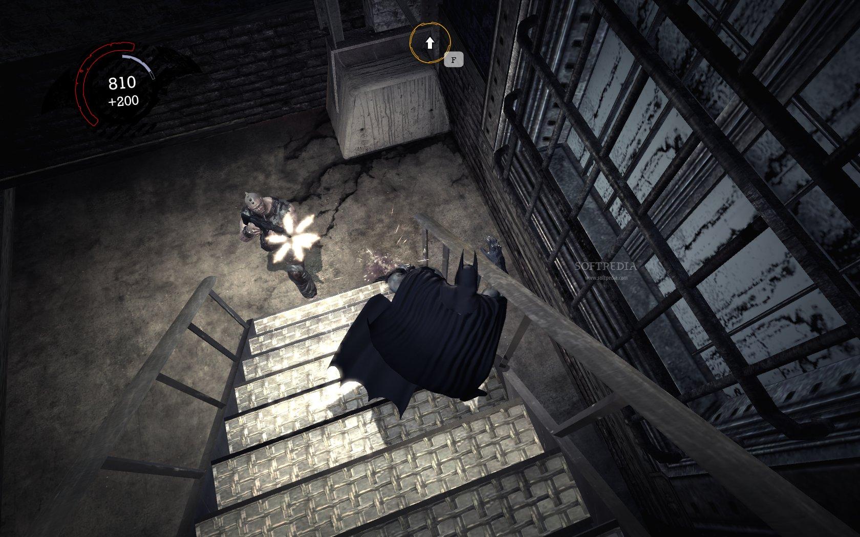 Batman Arkham Asylum Demo Download