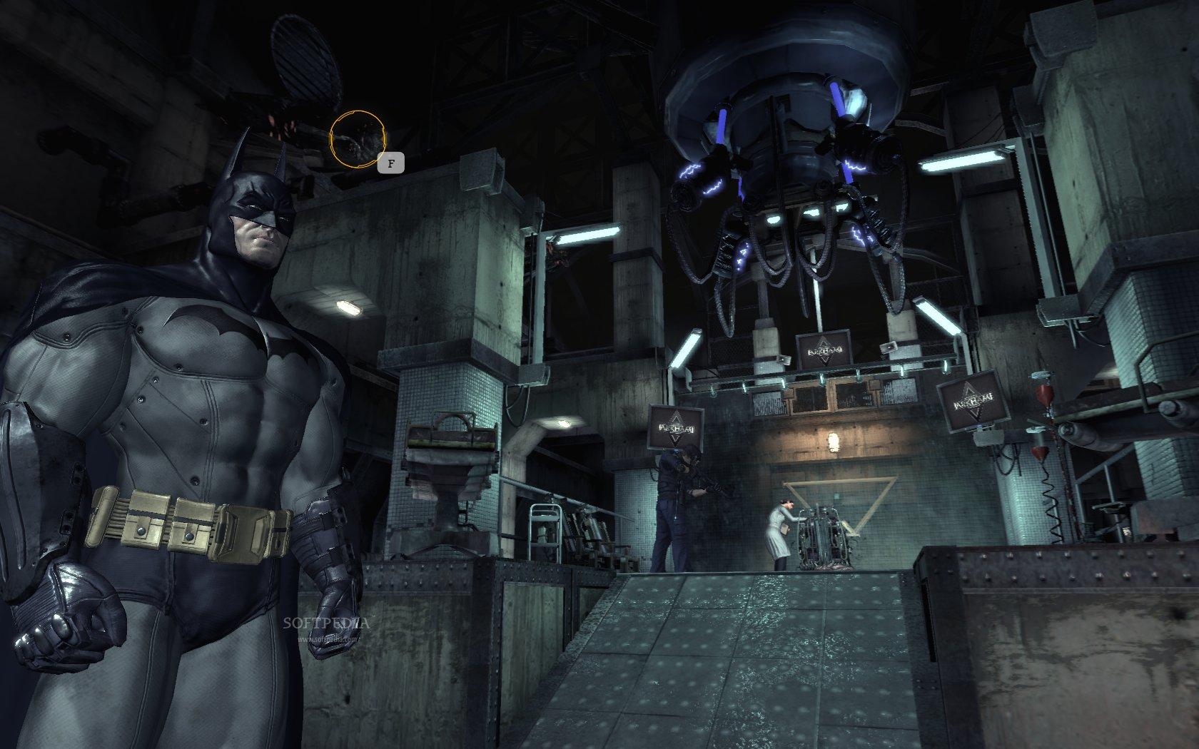 batman arkham asylum - HD1680×1050