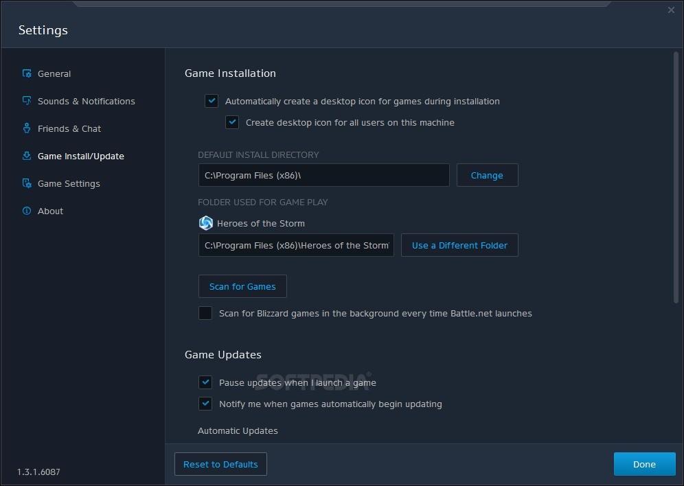 Battle.net App – Blizzard Entertainment