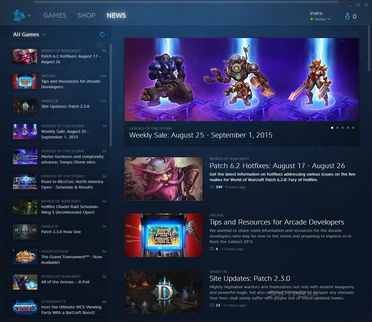 Battle net Download