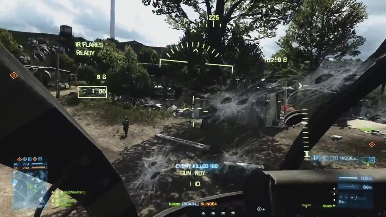 Battlefield 3: Armored Kill Launch Trailer screenshot 10