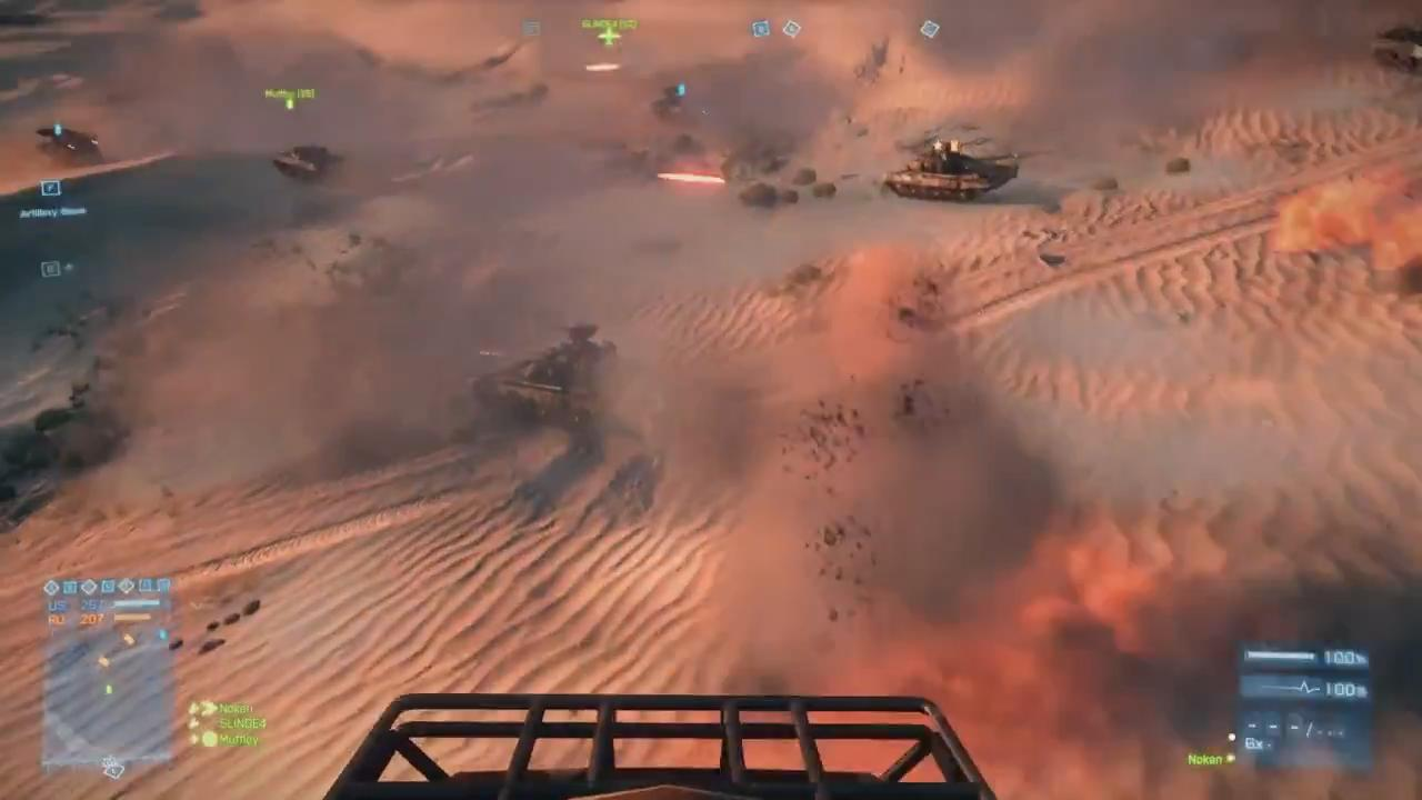 Battlefield 3: Armored Kill Launch Trailer screenshot 13