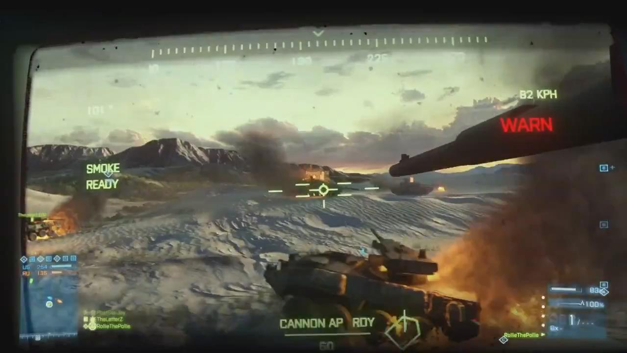 Battlefield 3: Armored Kill Launch Trailer screenshot 14