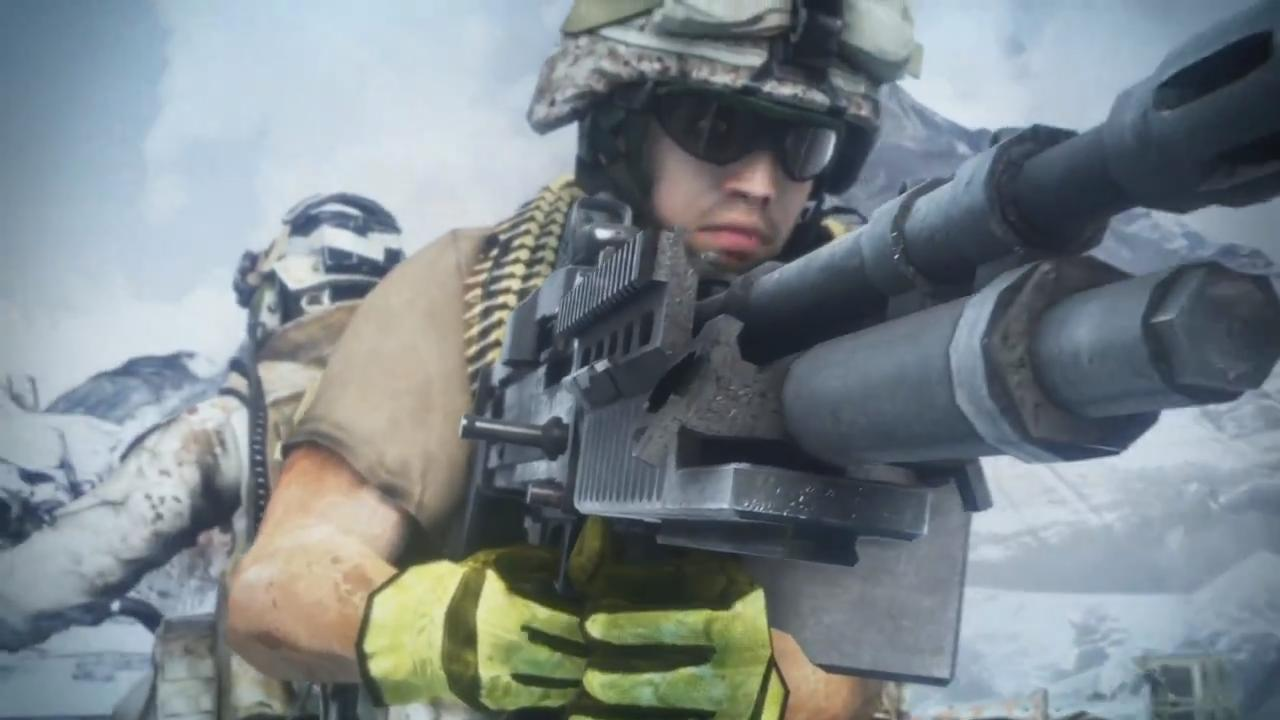Battlefield 3: Armored Kill Launch Trailer screenshot 16