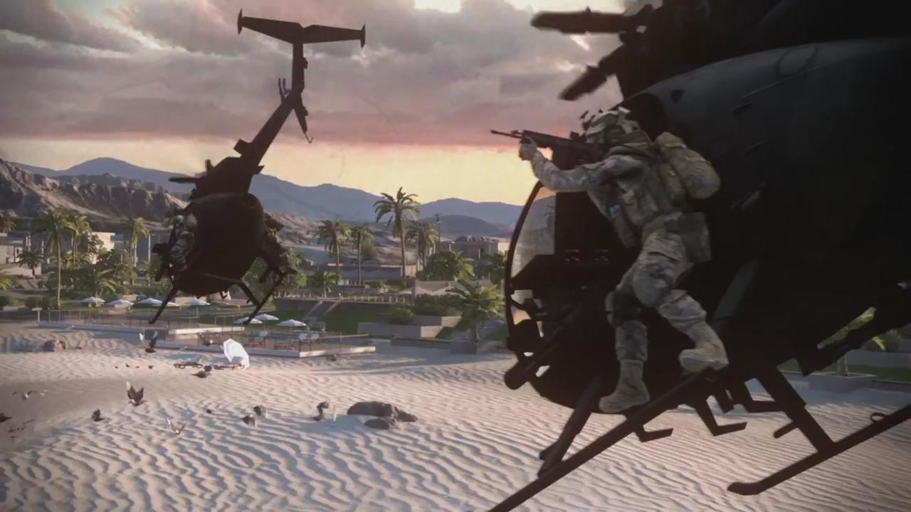Battlefield 3: Armored Kill Launch Trailer screenshot 4