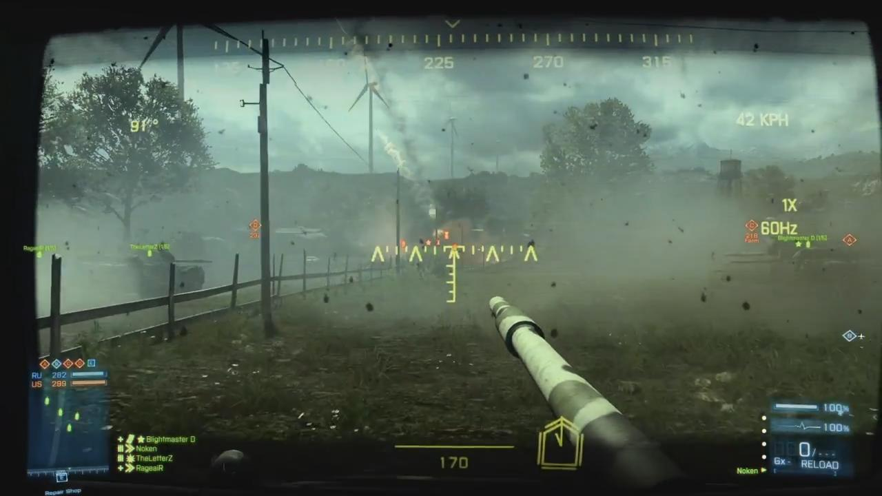 Battlefield 3: Armored Kill Launch Trailer screenshot 6