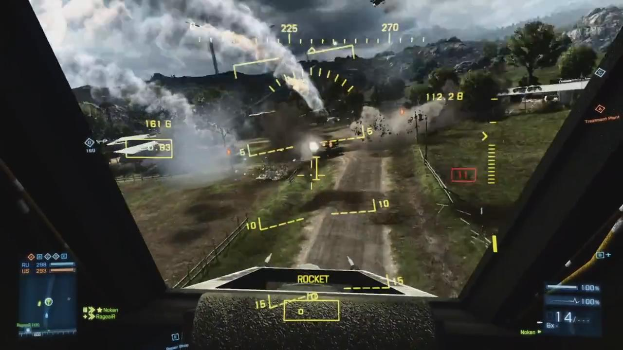 Battlefield 3: Armored Kill Launch Trailer screenshot 7