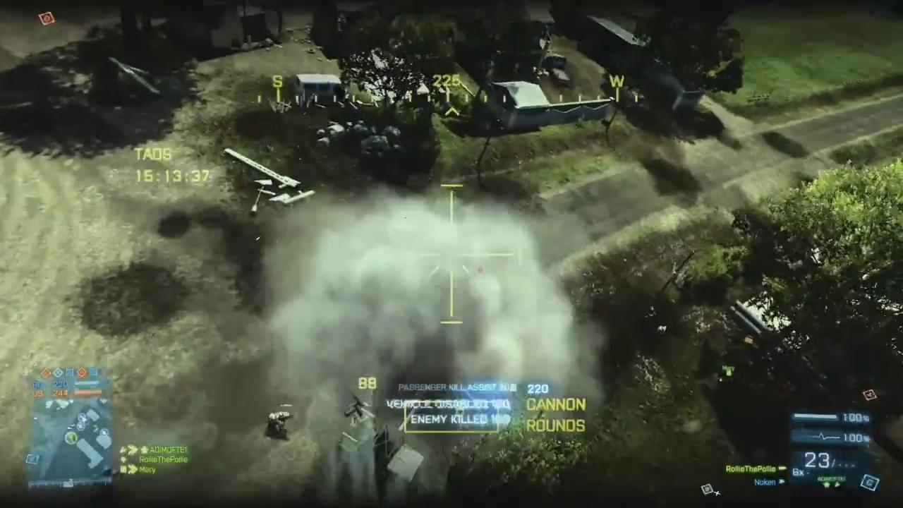 Battlefield 3: Armored Kill Launch Trailer screenshot 9