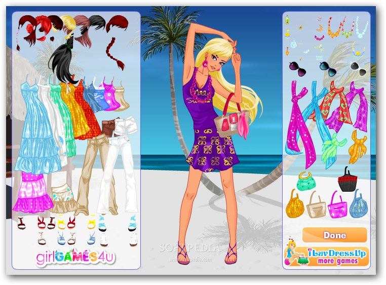 E Fashion Fashion Dress Up Games