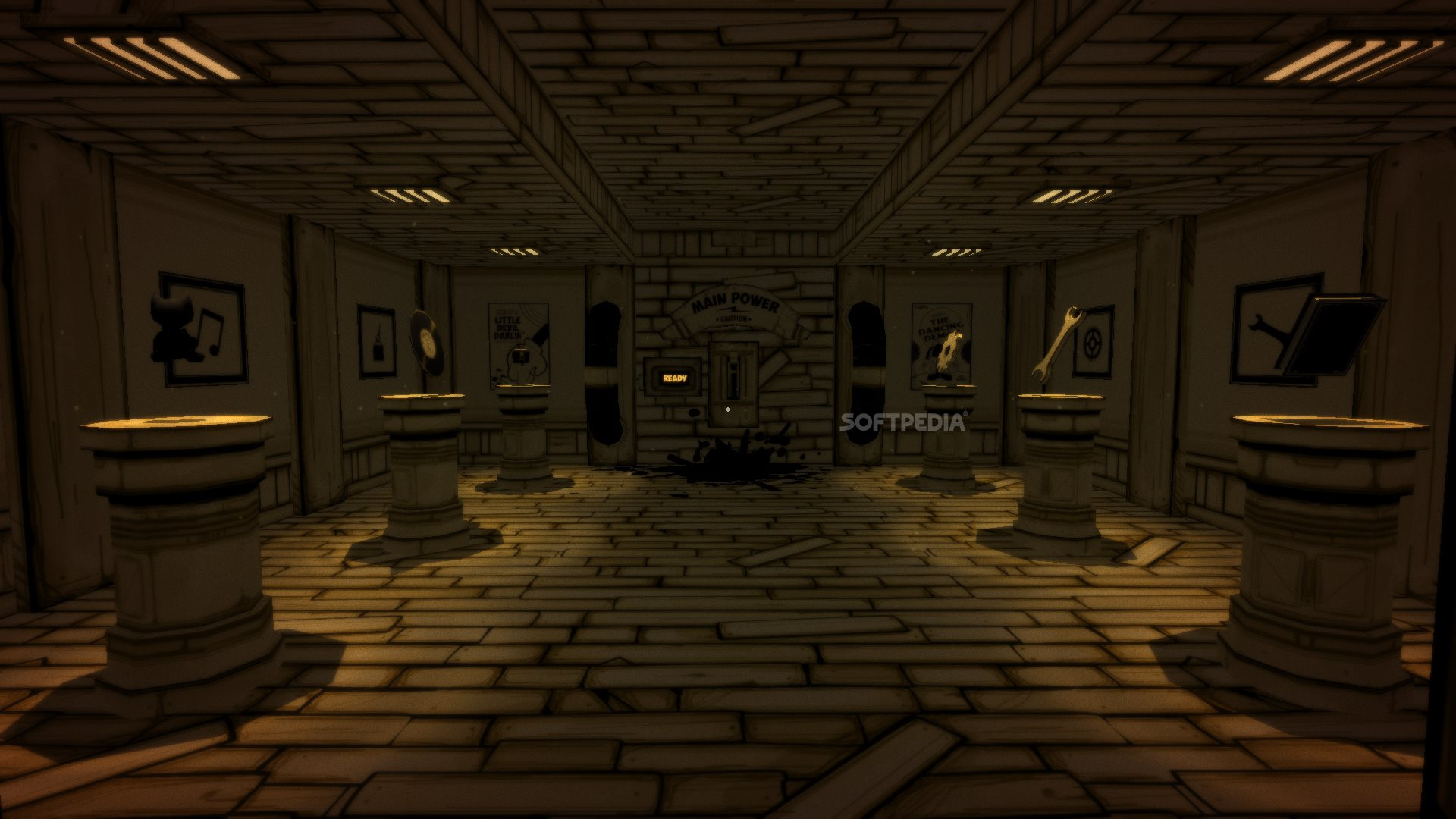 bendy and the ink machine game download
