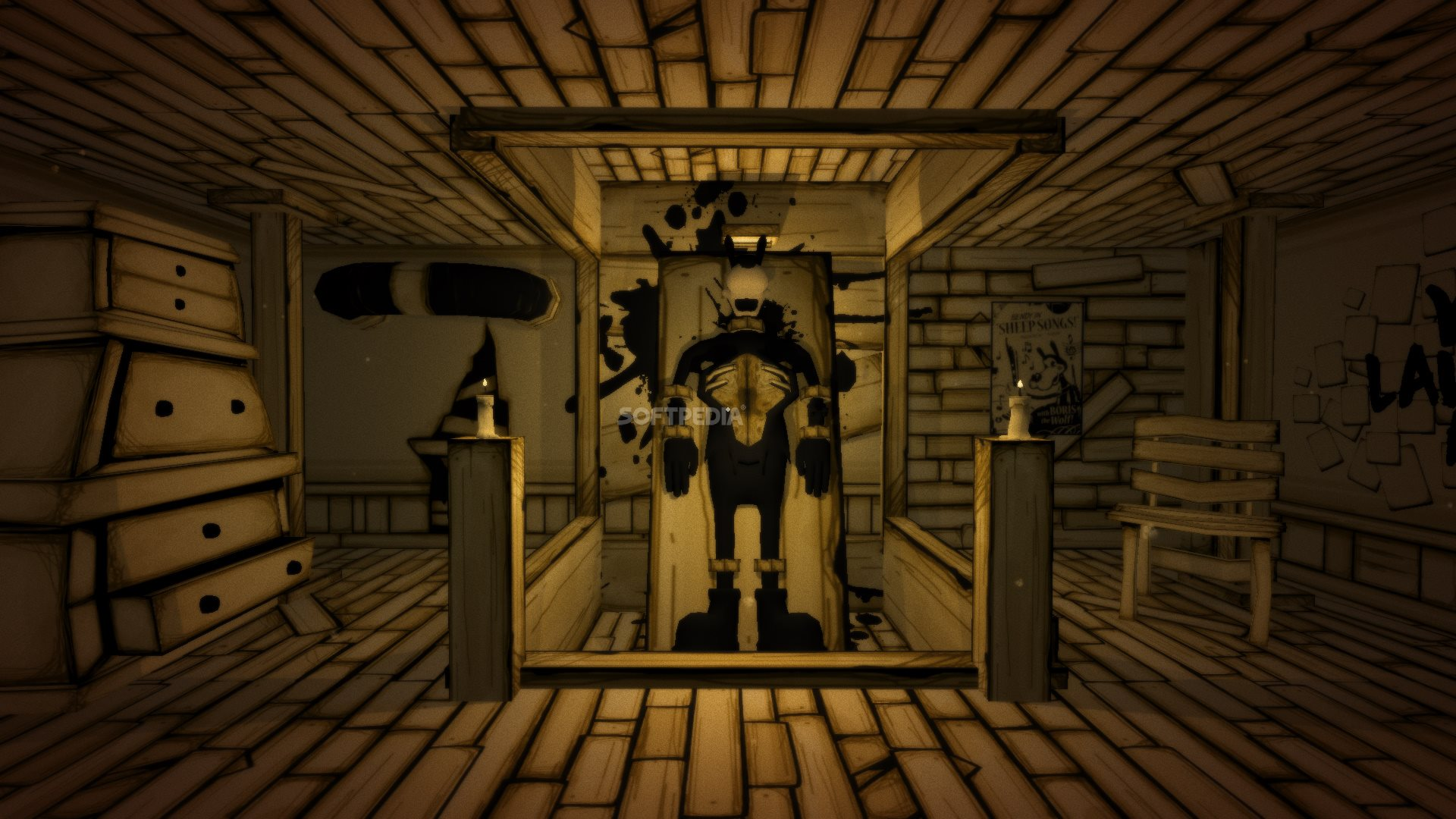 Bendy and the Ink Machine Chapter One Download