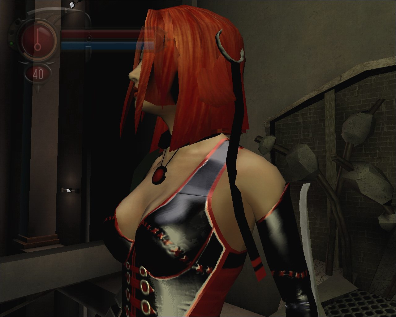 Nude patch bloodrayne 2 download sexy images