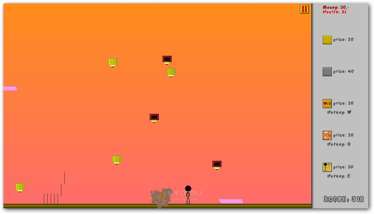 Bly-man 2 screenshot 4