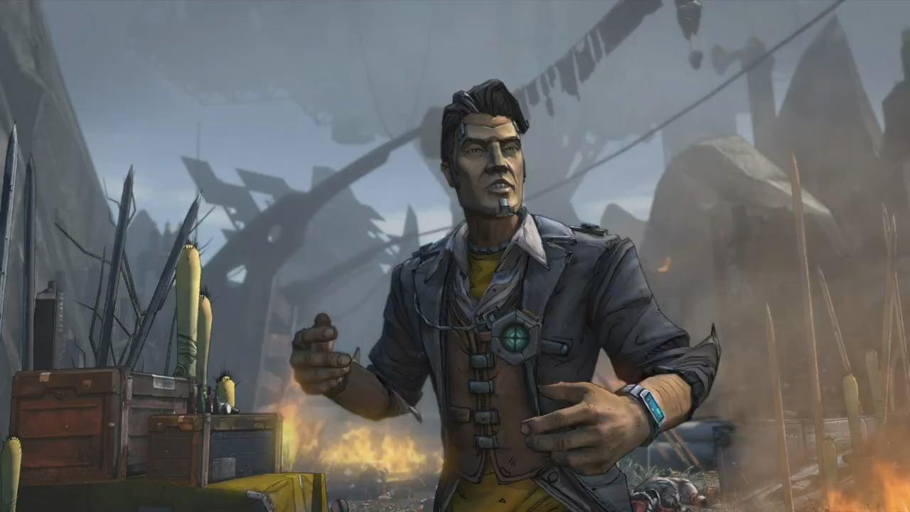 Borderlands 2: Launch Trailer screenshot 1