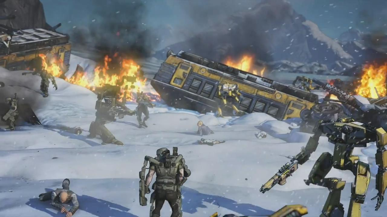 Borderlands 2: Launch Trailer screenshot 3