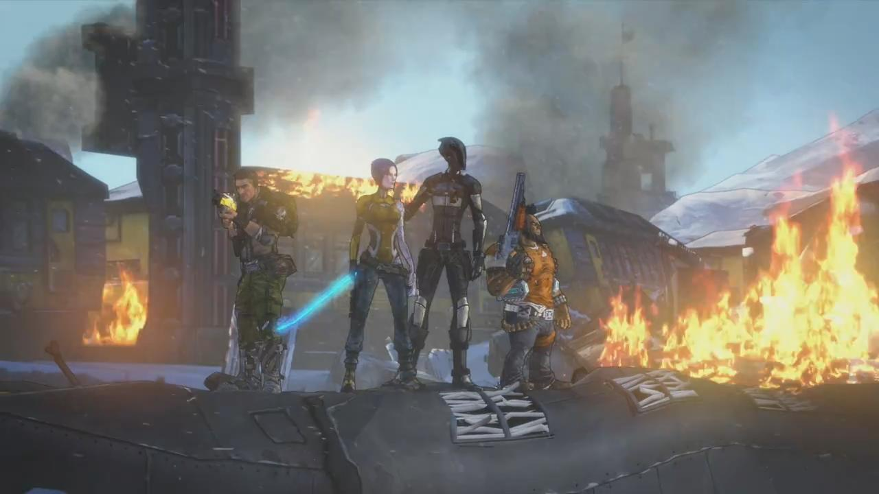 Borderlands 2: Launch Trailer screenshot 4