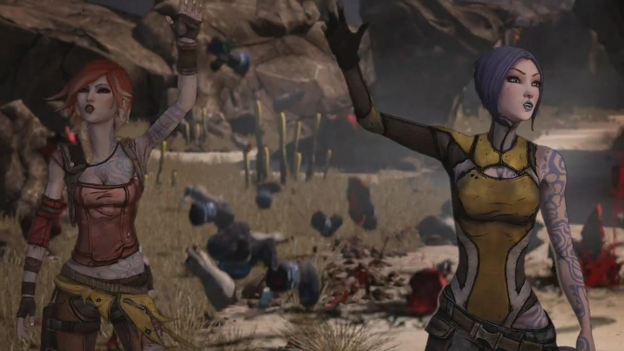 Borderlands 2: Launch Trailer screenshot 7
