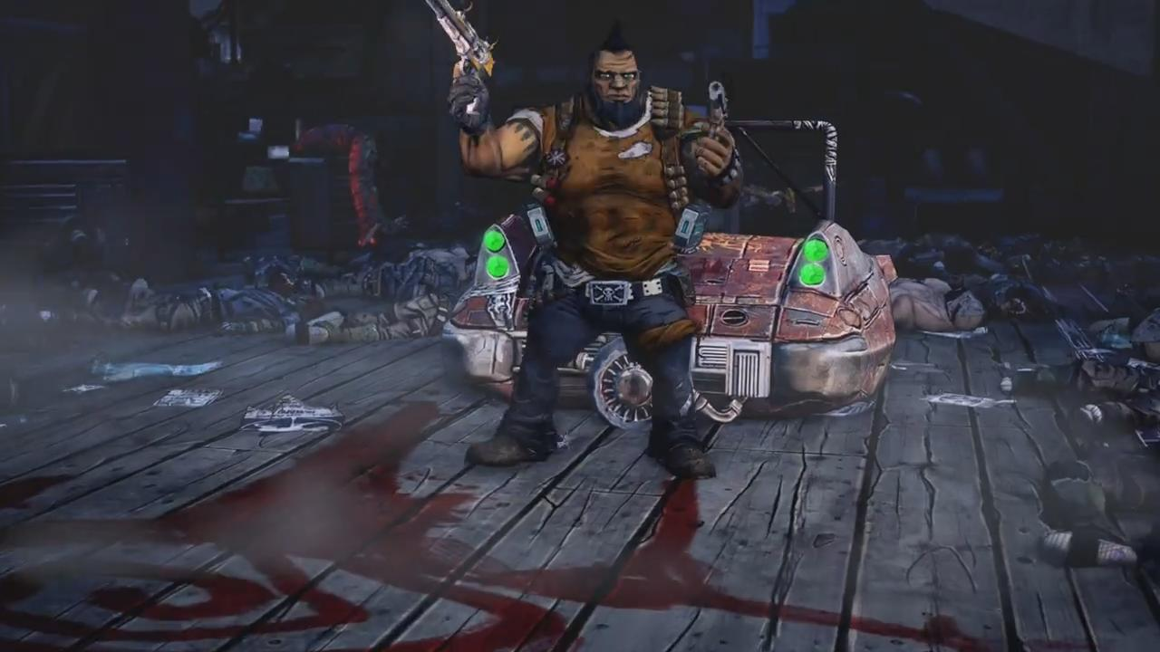 Borderlands 2: Launch Trailer screenshot 8