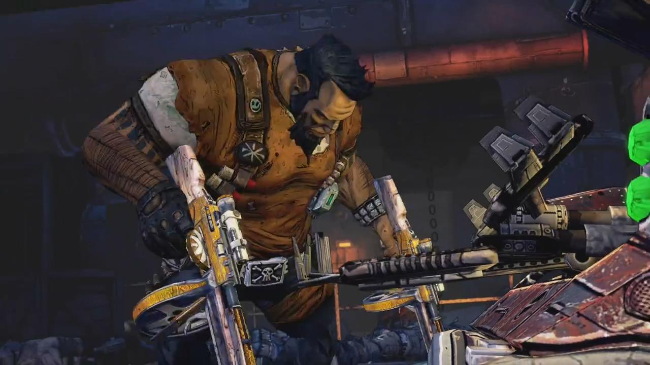 Borderlands 2: Launch Trailer screenshot 9