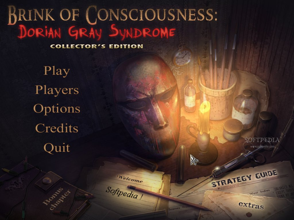 Brink of Consciousness Le Syndrome de Dorian Gray Edition Collector