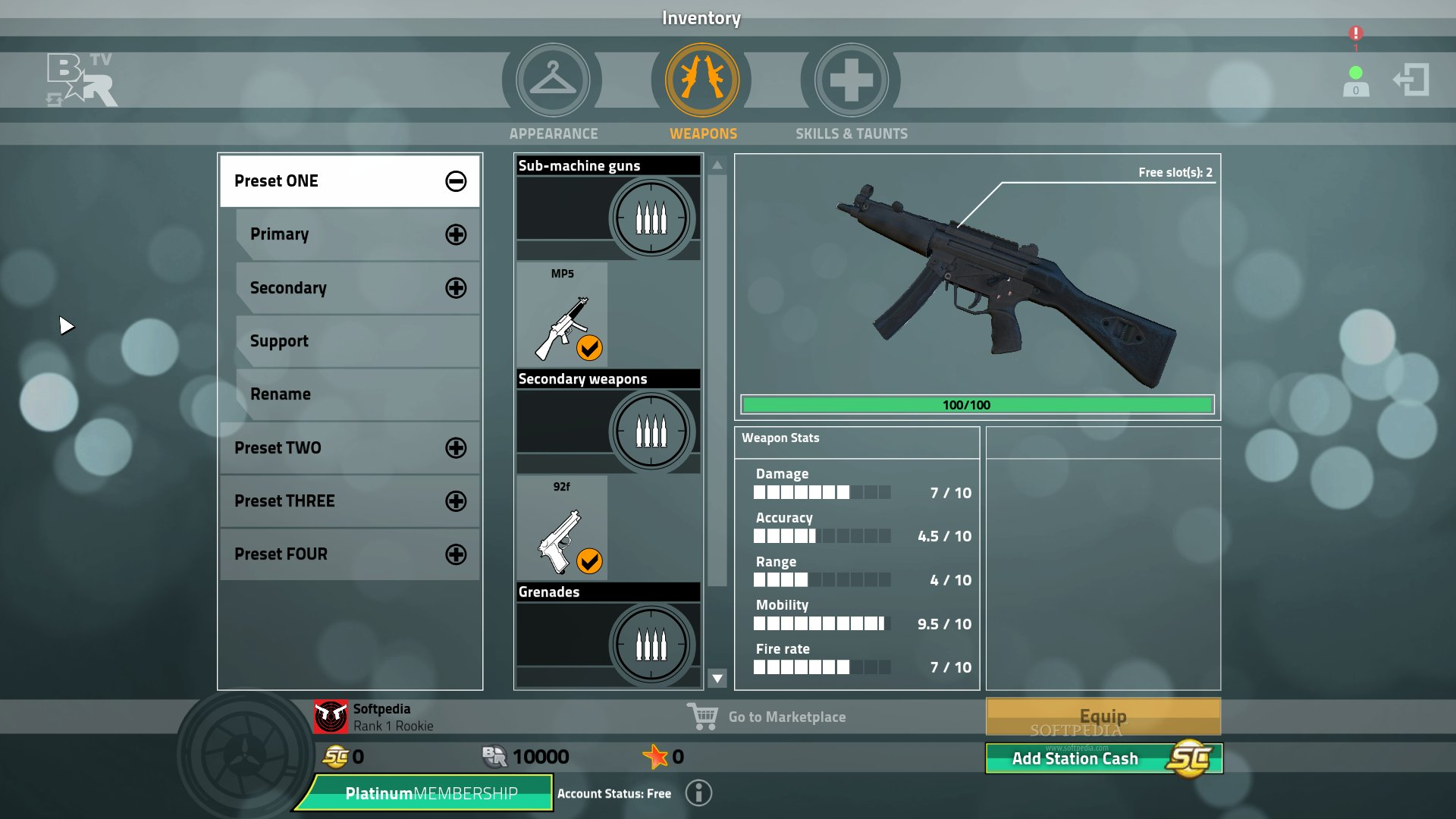 Bullet Run Client screenshot 3