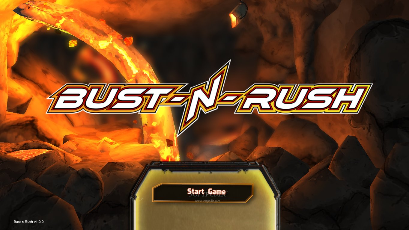 Bust-n-Rush Demo screenshot 1