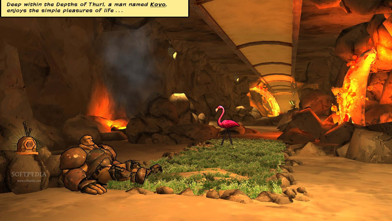 Bust-n-Rush Demo screenshot 3