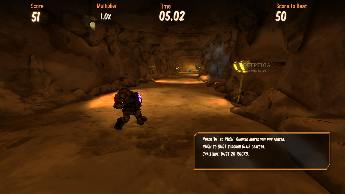 Bust-n-Rush Demo screenshot 4