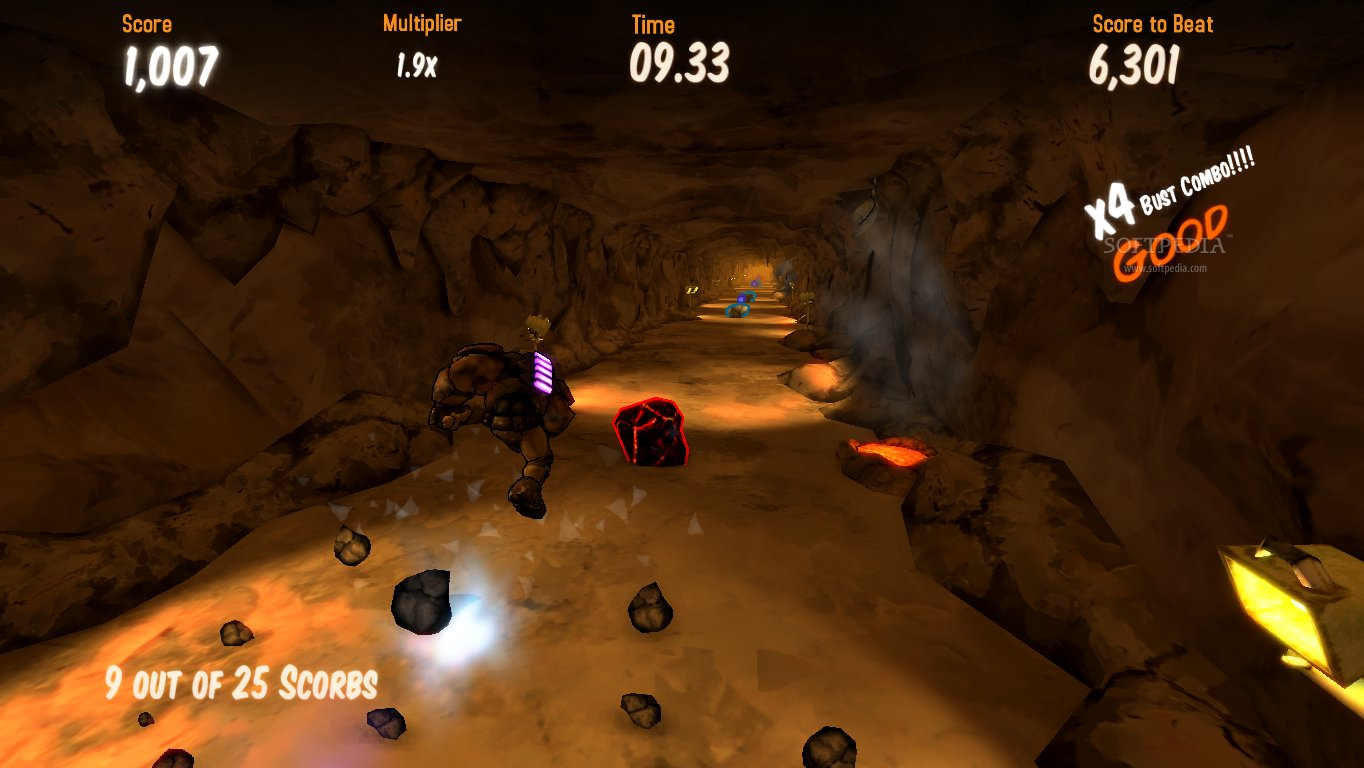 Bust-n-Rush Demo screenshot 5