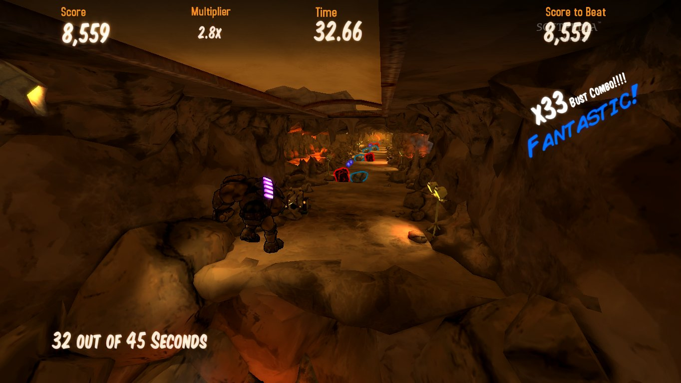 Bust-n-Rush Demo screenshot 7