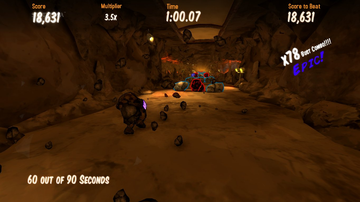 Bust-n-Rush Demo screenshot 8