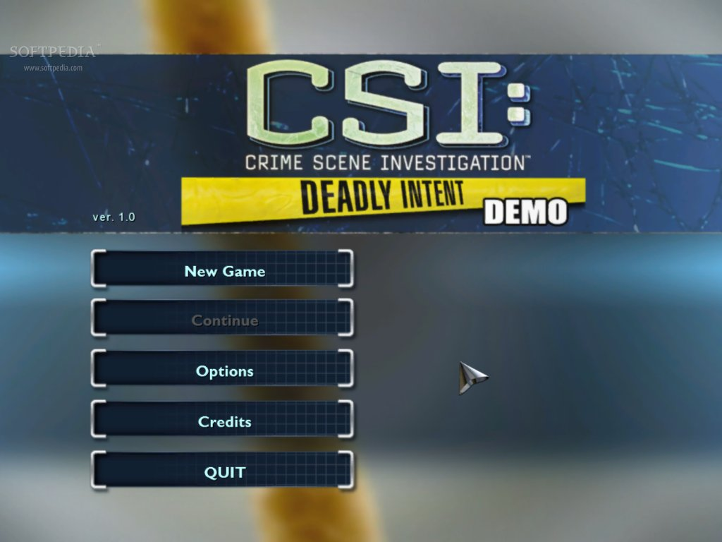 CSI: Deadly Intent Demo screenshot 1