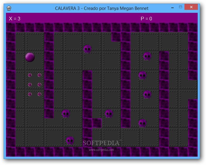 Calavera 3 screenshot 1