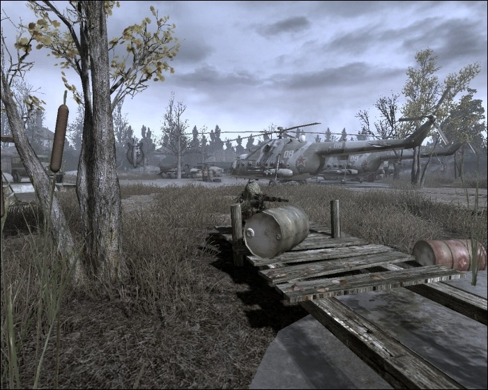 Screenshot 3 of Call of Duty 4 Map - Pripyat Exclusion Zone