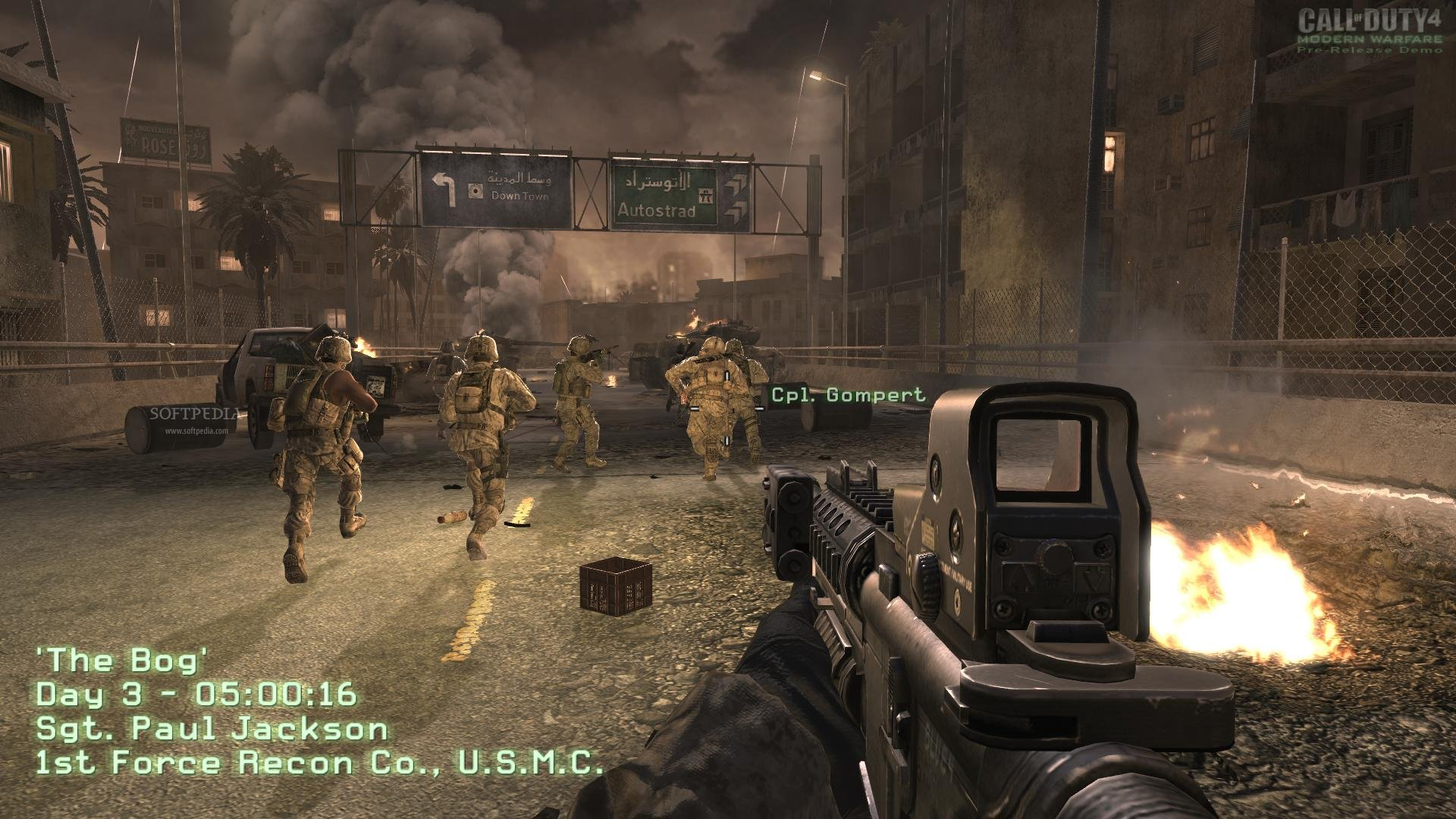 call of duty 4 modern warfare download pc multiplayer