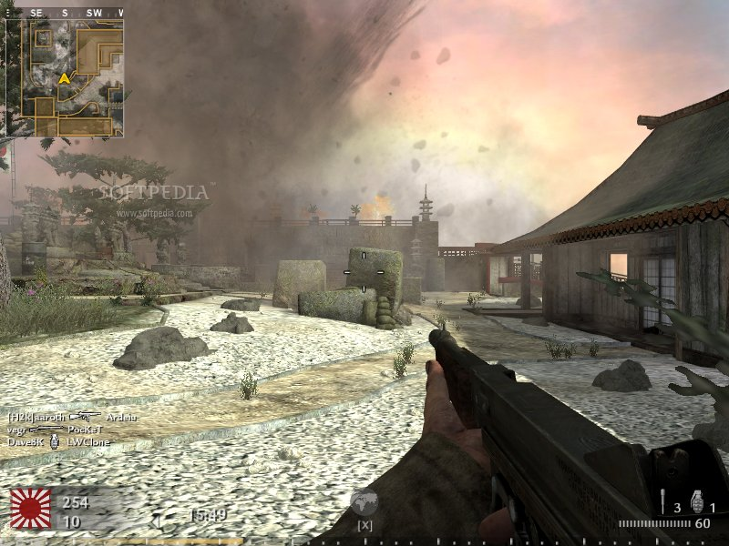 Call of Duty 5: World at War Multiplayer Beta screenshot 11