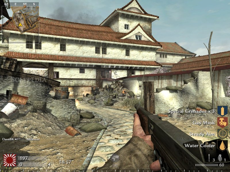 Call of Duty 5: World at War Multiplayer Beta screenshot 6