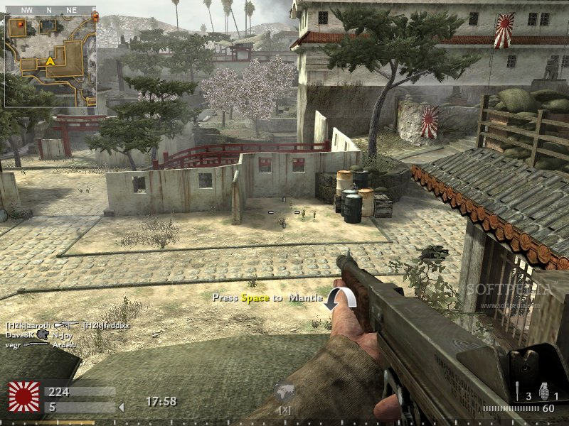 Call of Duty 5: World at War Multiplayer Beta screenshot 7