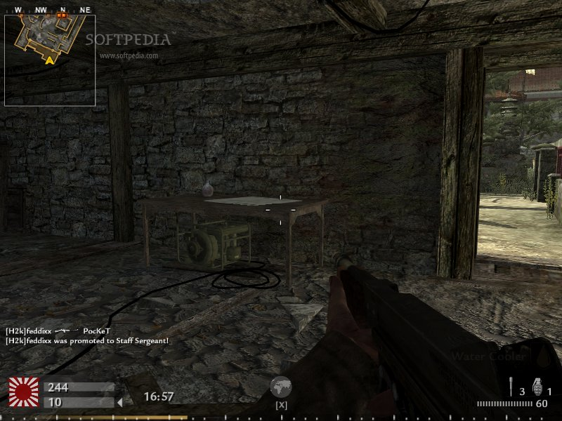 Call of Duty 5: World at War Multiplayer Beta screenshot 9