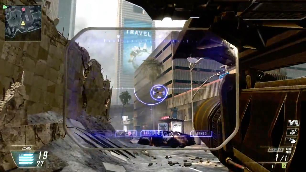 Call of Duty: Black Ops 2 Multiplayer Reveal Trailer screenshot 10