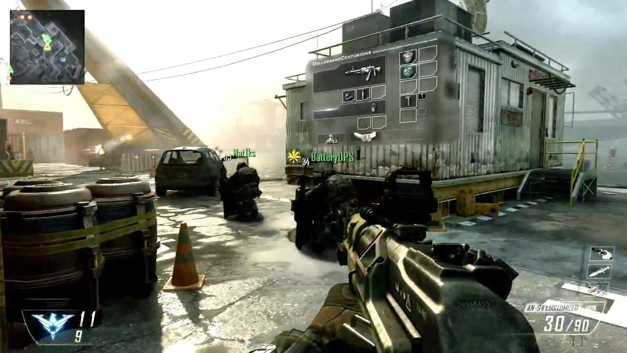 Call of Duty: Black Ops 2 Multiplayer Reveal Trailer screenshot 11