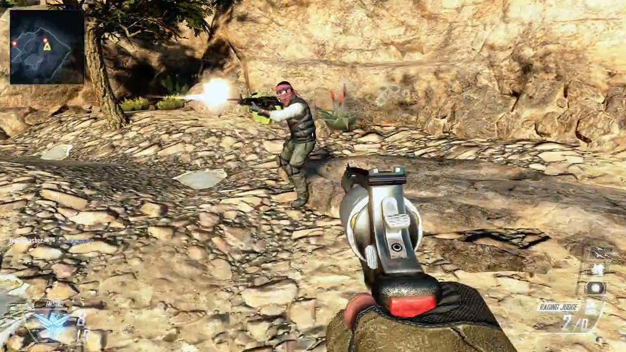 Call of Duty: Black Ops 2 Multiplayer Reveal Trailer screenshot 13