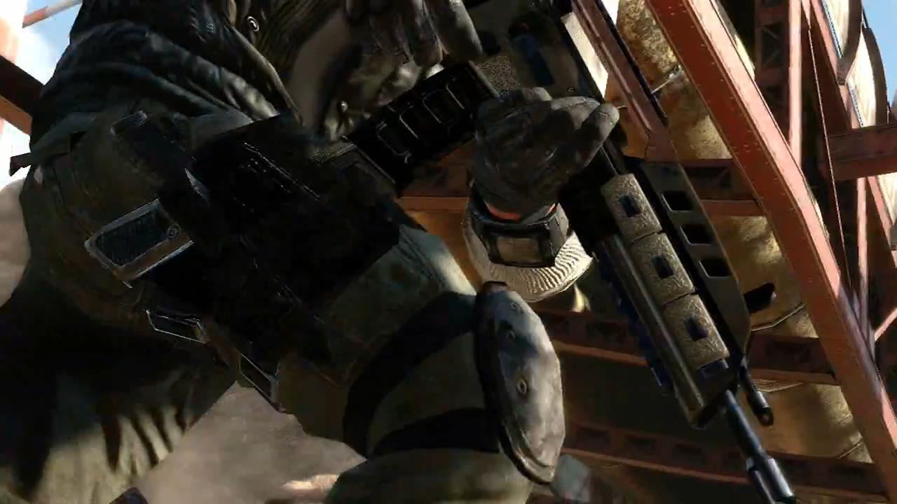 Call of Duty: Black Ops 2 Multiplayer Reveal Trailer screenshot 2