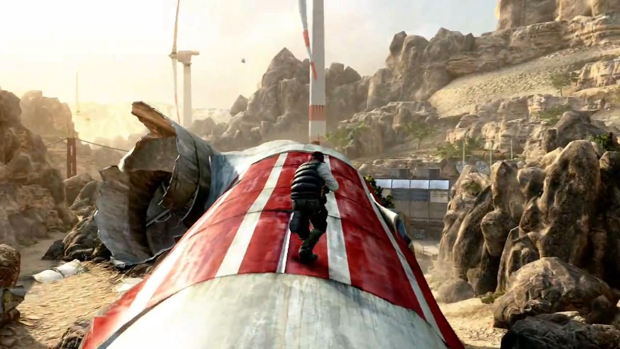 Call of Duty: Black Ops 2 Multiplayer Reveal Trailer screenshot 3