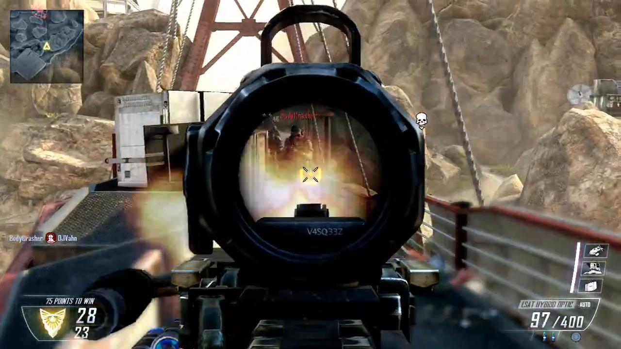 Call of Duty: Black Ops 2 Multiplayer Reveal Trailer screenshot 7