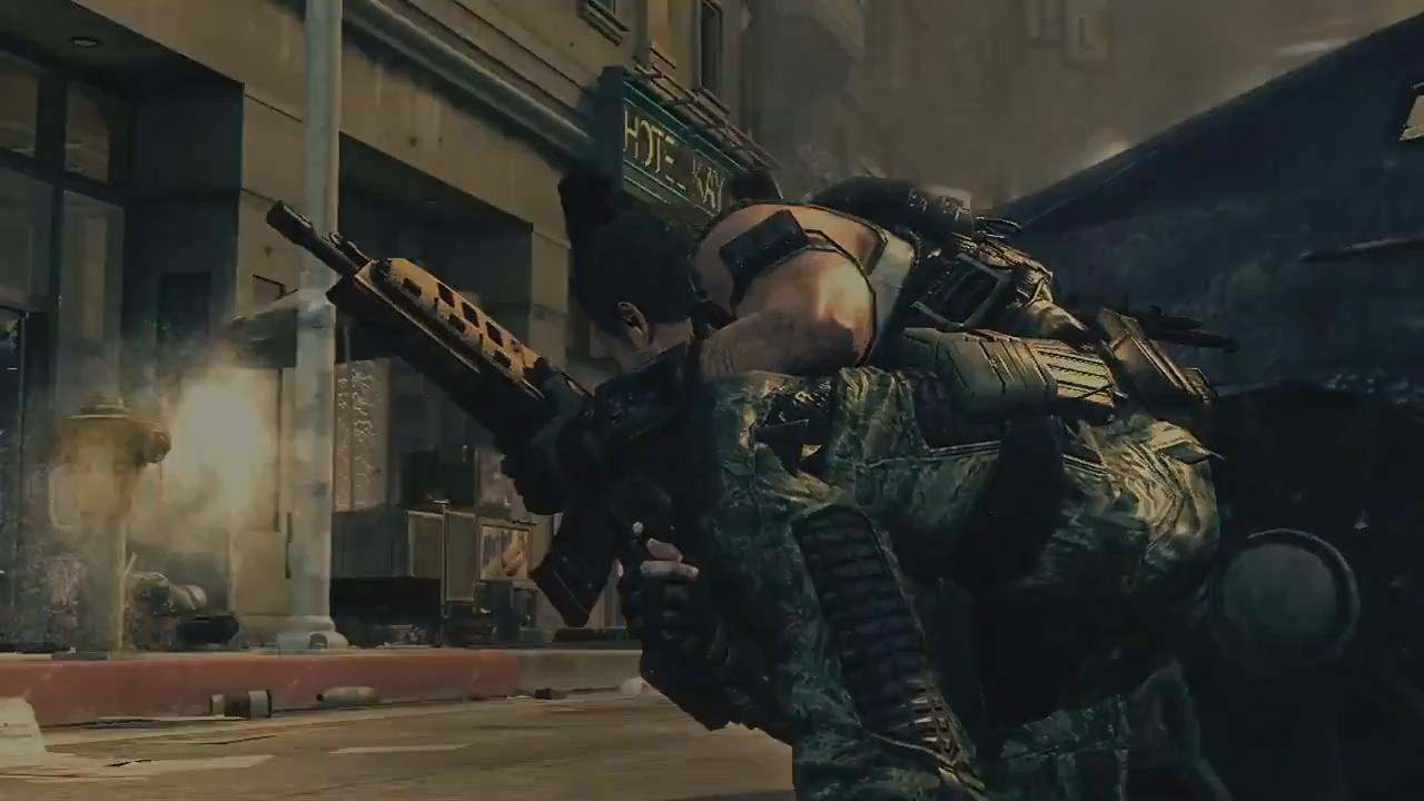 Call of Duty: Black Ops 2 Reveal Trailer screenshot 16