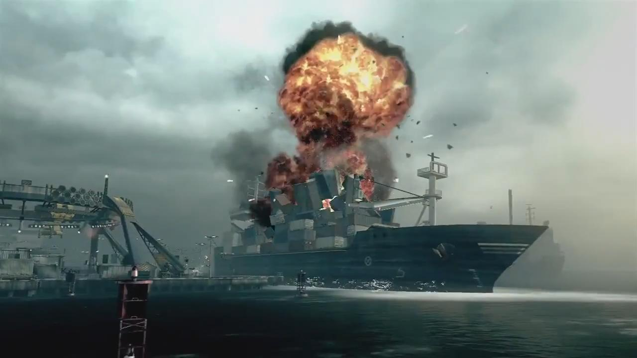 Call of Duty: Black Ops 2 Reveal Trailer screenshot 24
