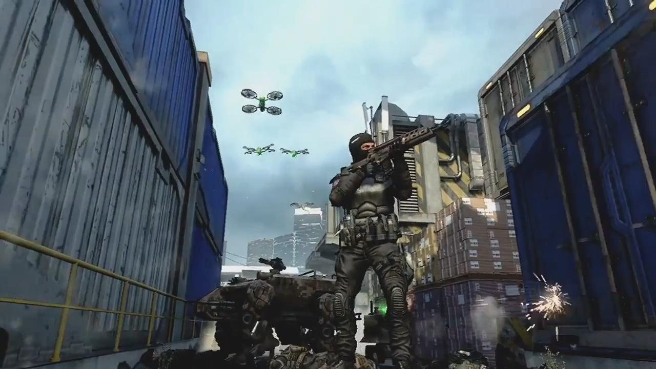 Call of Duty: Black Ops 2 Reveal Trailer screenshot 25