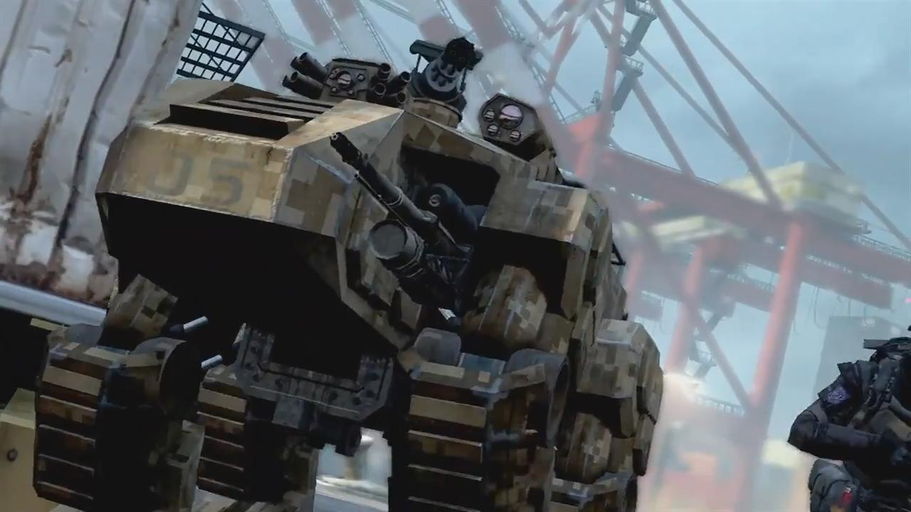 Call of Duty: Black Ops 2 Reveal Trailer screenshot 9